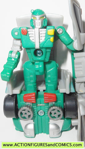 TRANSFORMERS robots in disguise RID 2000 X-BRAWN spychanger complete