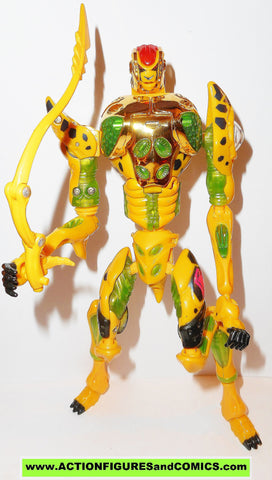 transformers beast machines CHEETOR cheetah wars 1999 hasbro