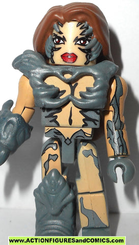 minimates WITCHBLADE Indie Comic series mini mates super heroes