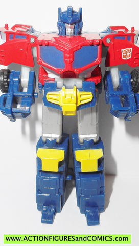 transformers cybertron OPTIMUS PRIME hasbro toys legends action figures