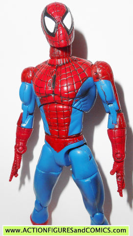 marvel legends SPIDER-MAN classics series 1 2002 6 inch action figures fig