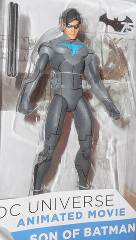 DC Direct NIGHTWING son of batman dc universe animated movie moc