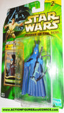 star wars action figures CORUSCANT GAURD royal power of the jedi moc