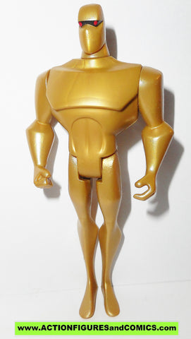 justice league unlimited AMAZO gold dc universe action figures