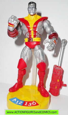 marvel universe COLOSSUS marvel legends showdown toy biz x-men