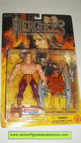 Hercules Legendary Journeys HERCULES III 3 action figures toy biz mib moc mip