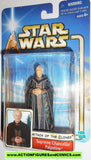 star wars action figures SUPREME CHANCELLOR PALPATINE 2002 Attack of the clones saga movie moc