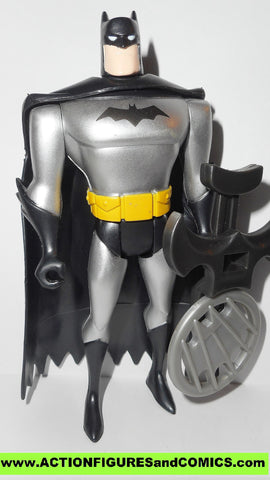 batman animated series BATMAN knight force hero collection action figures