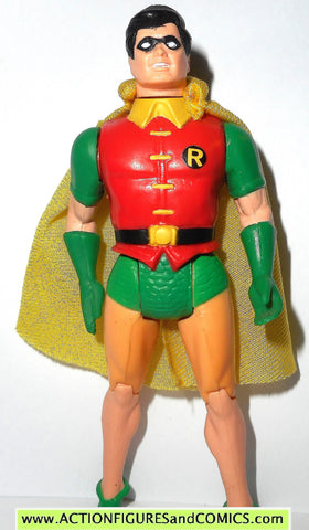 Super powers ROBIN batman kenner vintage complete 1984 1983 1985 kenner toys
