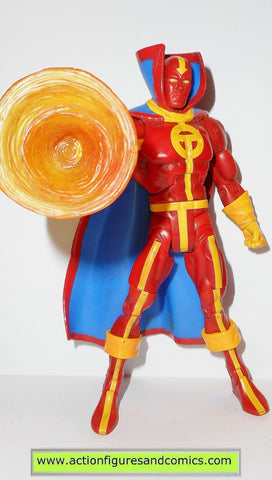 dc universe classics RED TORNADO wave 1 metamorpho series action figures