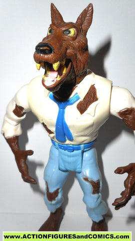 ghostbusters WOLFMAN MONSTER 1988 the real kenner complete cartoon animated