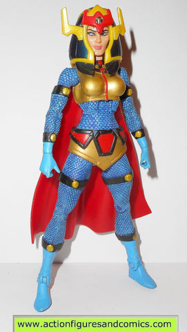 dc universe classics BIG BARDA wave 7 atom smasher series fig