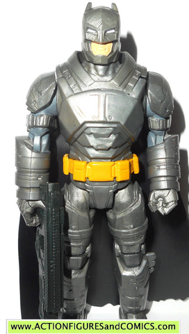 dc universe movie Batman v Superman BATTLE ARMOR 2016 action figure