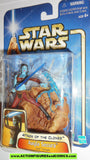 star wars action figures AAYLA SECURA 2002 Attack of the clones saga movie moc