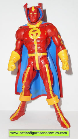 dc universe classics RED TORNADO wave 1 metamorpho series action figure fig