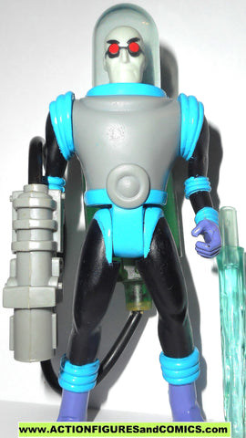 batman animated series MR FREEZE 1993 kenner hasbro action figures dc universe