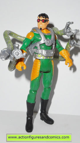 marvel universe DOC OCK dr octopus spider-man mass attack 2010