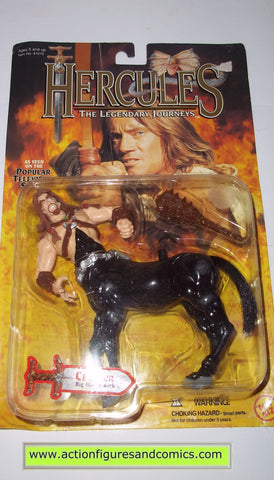 Hercules Legendary Journeys CENTAUR big horse kick action figures toy biz mib moc mip