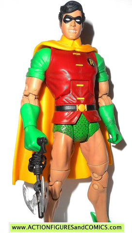 DC UNIVERSE classics ROBIN wave 16 bane series batman action figure