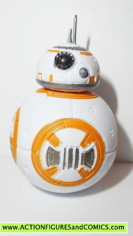 star wars action figures BB8 DROID bb 8 force awakens 2015