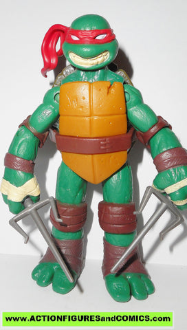 teenage mutant ninja turtles RAPHAEL RAPH 2012 Nickelodeon playmates toys tmnt #wea