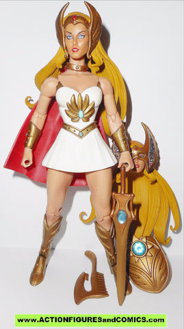 masters of the universe SHE-RA original classics he-man motu action figures