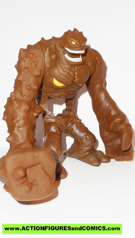 Batman Unlimited CLAYFACE 2013 animated dc universe action figures
