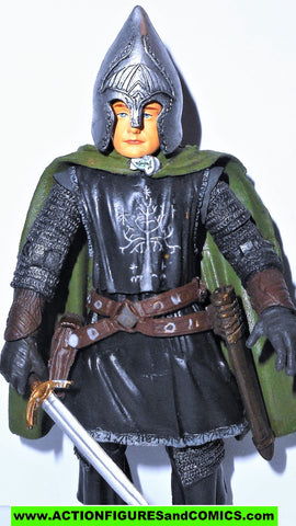 Lord of the Rings PIPPIN ROHAN ARMOR 2004 toy biz complete movie