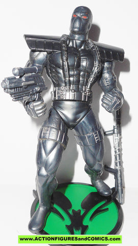 WildCats PIKE ecm black stealth suit  jim lee action figures playmates toys