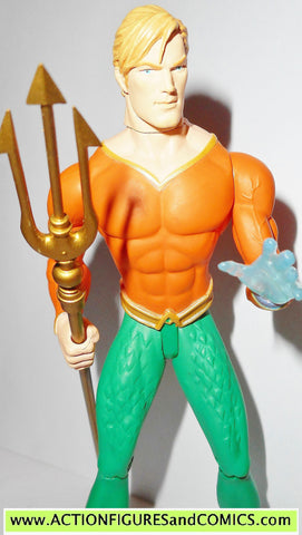 dc direct AQUAMAN water hand justice league of america collectibles