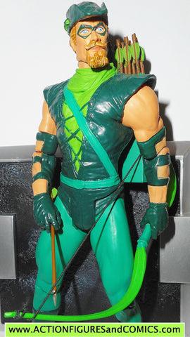 dc direct GREEN ARROW alex ross justice league collectibles series 5 2006