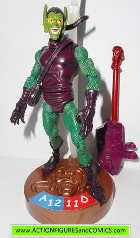 marvel universe GREEN GOBLIN legends showdown 2005 Spider-man