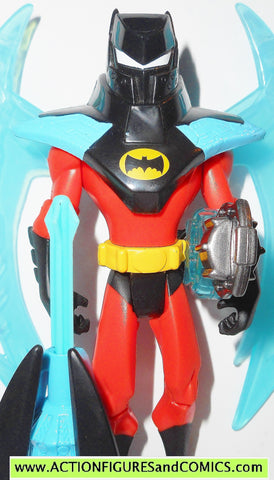 batman EXP animated series BATMAN CRIMSON PATROL knightfall extreme power