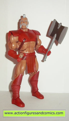 masters of the universe DEKKER classics he-man mattel toys action figures wgla