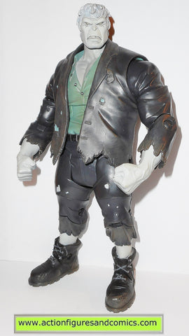 dc universe classics 8 inch SOLOMON GRUNDY wave 3 complete mattel build a figure collect n connect cnc baf