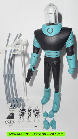dc direct MR FREEZE batman animated collectibles universe action figures