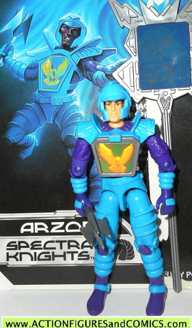 Visionaries ARZON hawk eagle 1987 vintage hasbro COMPLETE w FULL CARD