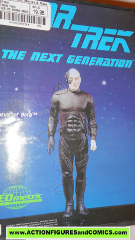 Star Trek LOCUTUS of BORG captain picard Geometric vinyl model kit 1/6 scale
