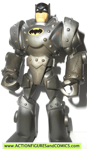 batman the brave and the bold BATMAN Attack sub armor dc universe animated series