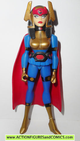 justice league unlimited BIG BARDA new gods dc universe action figures