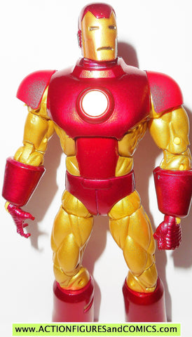 marvel legends IRON MAN neo classic 2012 wave 3 hasbro fig