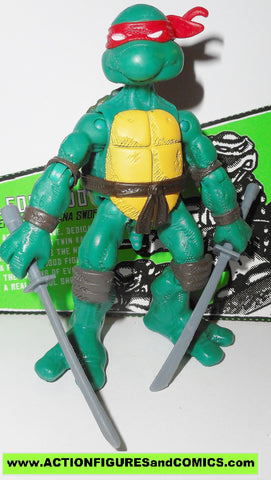 teenage mutant ninja turtles LEONARDO mirage comic book series playmates toys tmnt card