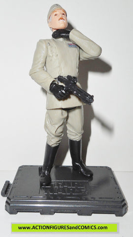 star wars action figures ADMIRAL OZZEL executor assault 16