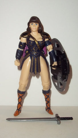 Hercules Legendary Journeys XENA WARRIOR PRINCESS action figures toy biz