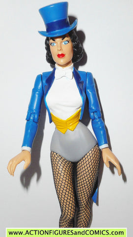 Copy of dc direct ZATANNA mages mystics and magicians 2000 zatana action figure FIG