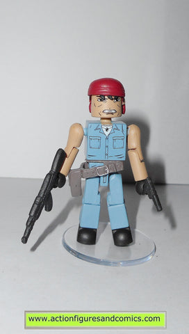 minimates CAESAR MARTINEZ the walking dead action figures amc tv show