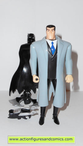 batman animated series BRUCE WAYNE puppets of crime action figures dc universe