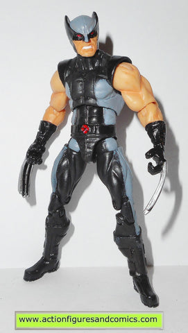 marvel universe WOLVERINE x-force grey gray black x-men hasbro toys