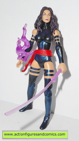 marvel universe PSYLOCKE x-men hasbro toys action figures series 4 005