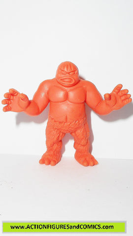 Kinnikuman Kinkeshi m.u.s.c.l.e ABDULLAH 75 red orange japan muscle